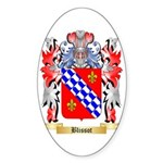 Blissot Sticker (Oval 50 pk)