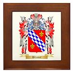 Blissot Framed Tile