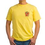 Blissett Yellow T-Shirt