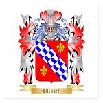 Blissett Square Car Magnet 3