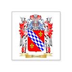 Blissett Square Sticker 3