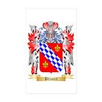 Blissett Sticker (Rectangle 50 pk)