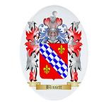 Blissett Ornament (Oval)