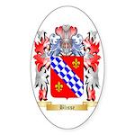 Blisse Sticker (Oval 10 pk)