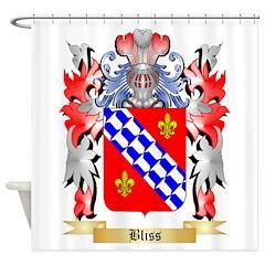Bliss Shower Curtain