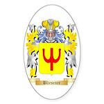 Bliesener Sticker (Oval 10 pk)