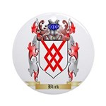 Blick Ornament (Round)