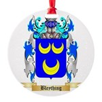 Bleything Round Ornament