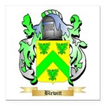 Blewitt Square Car Magnet 3