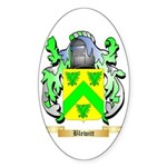 Blewitt Sticker (Oval)
