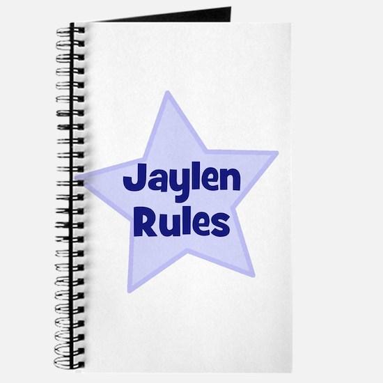Jaylen Rules Journal
