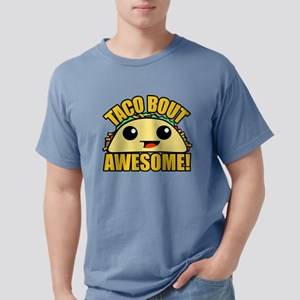 Taco Bout Awesome Mens Comfort Colors Shirt