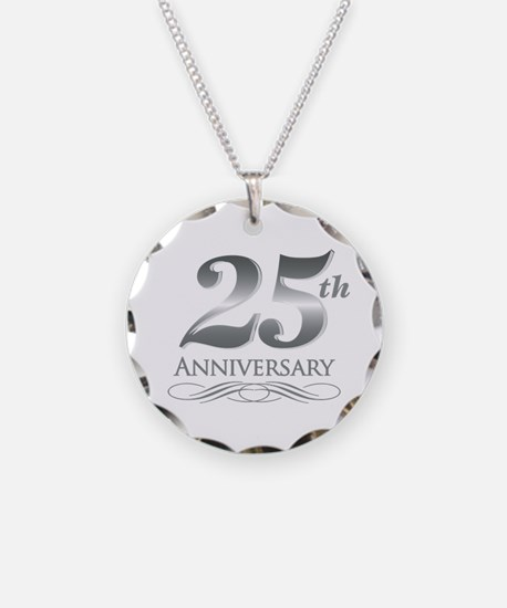 25 Year Anniversary Necklace