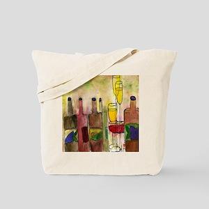 Tuscany Wine Tote Bag
