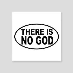 No God Sticker