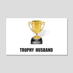 Trophy Husband Wall Decal