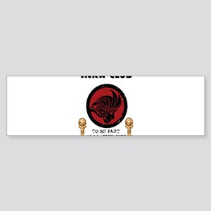 The Inka Club - Sons Of The Sun, Ow Bumper Sticker
