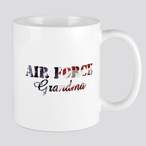 AF Grandma American Flag Mug