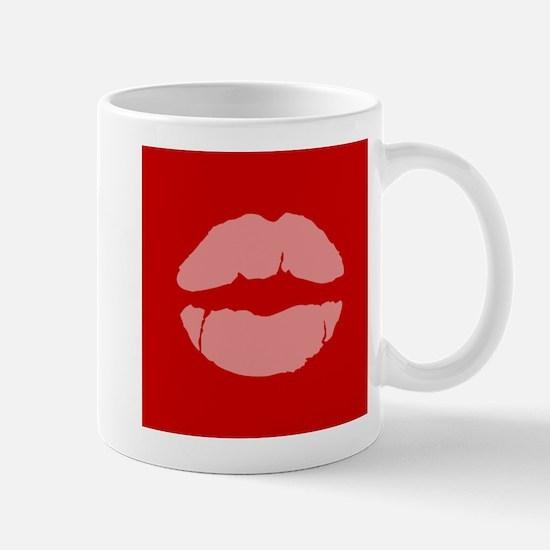 Marriage Equality Lips Symbol Mug