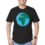 Men's Fitted T-Shirt (dark colors)