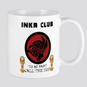 The Inka Club - Sons Of The Sun, Owners Of Po Mugs