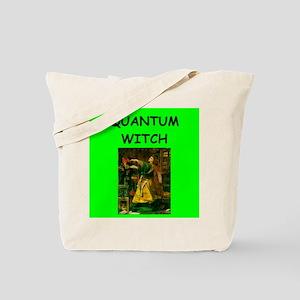 QUANTUM Tote Bag