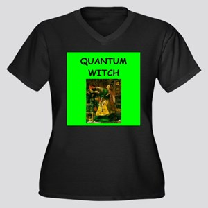 QUANTUM Plus Size T-Shirt
