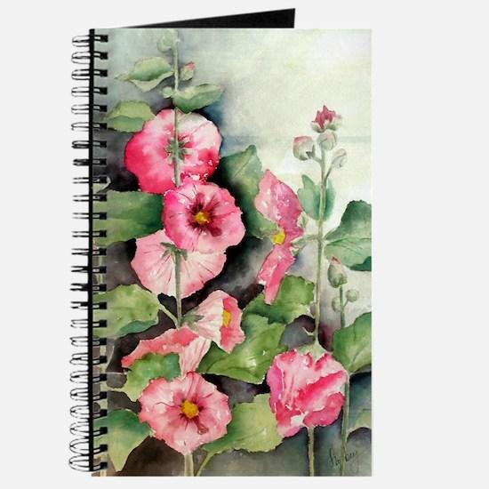 Hollyhocks Journal