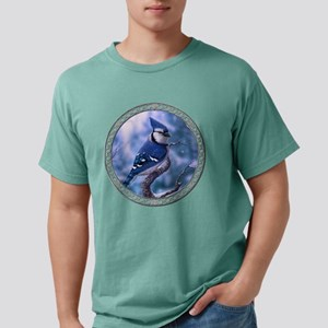Blue jay Mens Comfort Colors Shirt