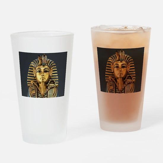 King Tut Drinking Glass