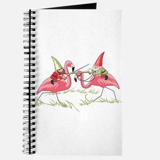 Jousting Gnomes Journal