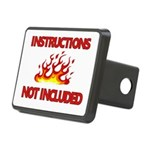 INSTRUCTIONS Hitch Cover
