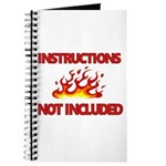 INSTRUCTIONS Journal