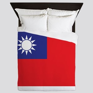Taiwan1 Queen Duvet