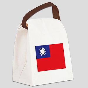 Taiwan1 Canvas Lunch Bag