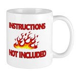 INSTRUCTIONS Mugs