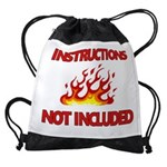 INSTRUCTIONS Drawstring Bag