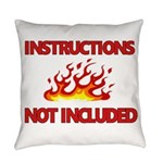 INSTRUCTIONS Everyday Pillow