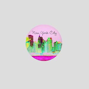 FABULOUS NYC Mini Button