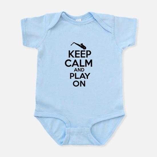Alto lover designs Infant Bodysuit