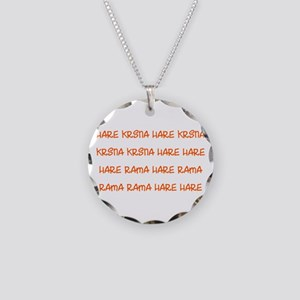 Hare Krsna Maha Mantra Necklace