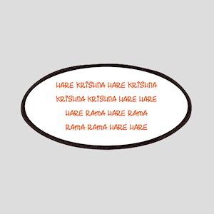 Hare Krishna Maha Mantra Patches