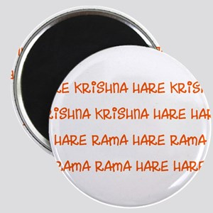 Hare Krishna Maha Mantra Magnet