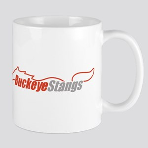 Buckeye Stangs Pony Mug