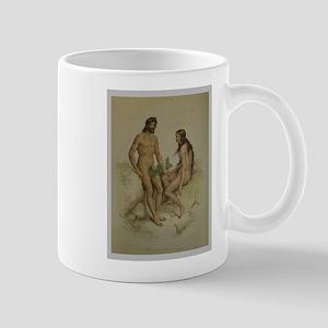 19th century biology images (Buffon) Mug