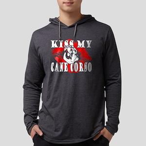 CANE CORSO TEE SHIRTS Mens Hooded Shirt