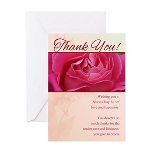 Nurse greeting cards cafepress m4hsunfo