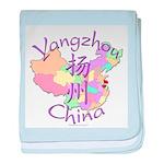 Yangzhou China baby blanket