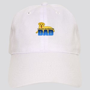 Golden Retriever Dad Cap