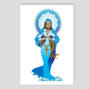 The Virgin Mary Postcards (Package of 8)